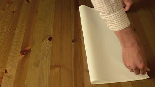 Video Serviettenfächer Falten Ichkocheat